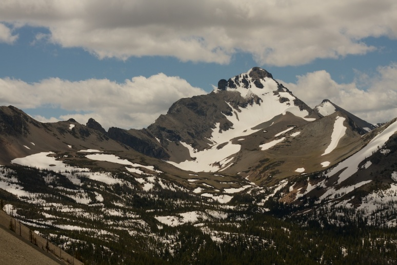 The View from Firebrand Pass