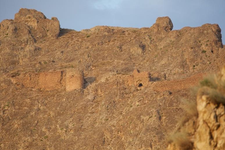 Hittite Ruins Near Camp M