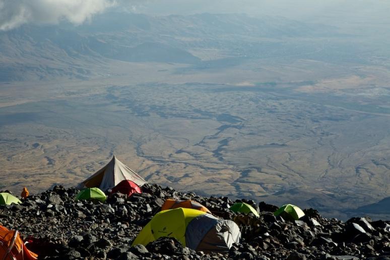 4200m camp