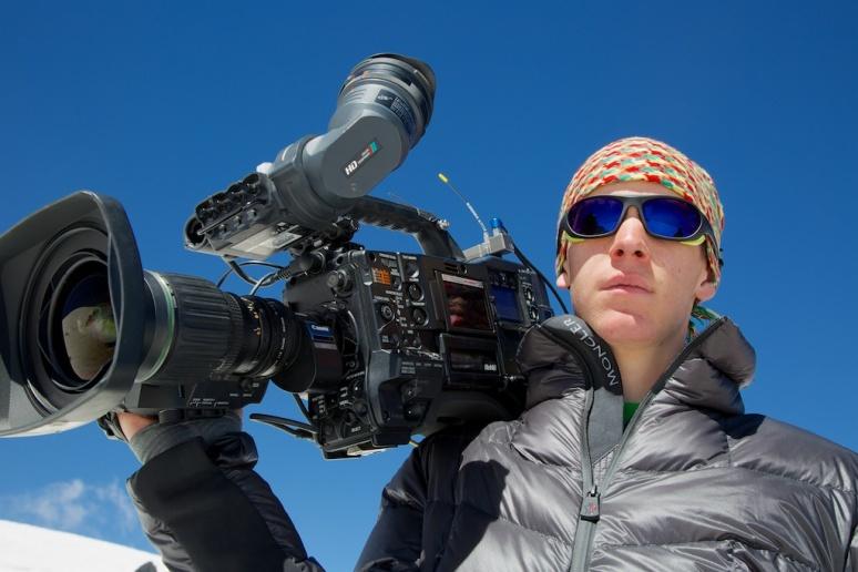 I Love Big Cameras!