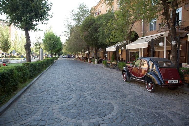 A Quiet Side Street