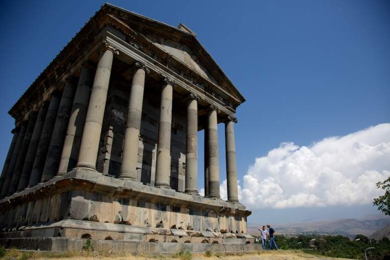 Armenia's Only Pagan Temple