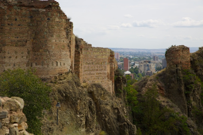 Castle at Tbilisi